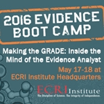 Evidence Boot Camp