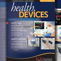Health Devices Journal - April 2012