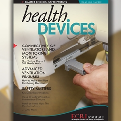 Health Devices Journal - May 2012