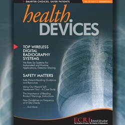 Health Devices Journal - September 2012