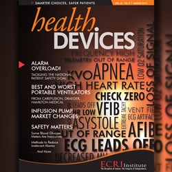 Health Devices Journal - August 2013
