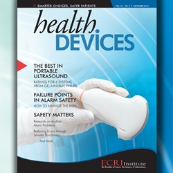 Health Devices Journal - September 2013