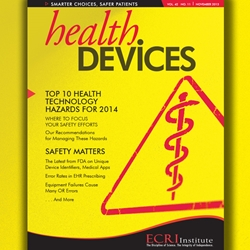 Health Devices Journal - November 2013