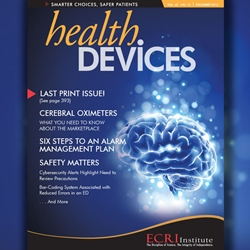 Health Devices Journal - December 2013