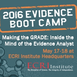 2016 Evidence Boot Camp
