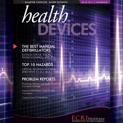 Health Devices Journal - November 2009