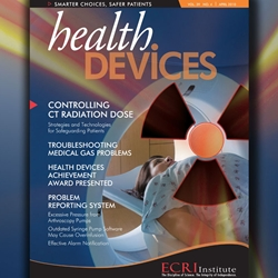 Health Devices Journal - April 2010