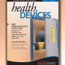 Health Devices Journal - January 2011