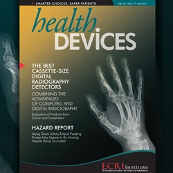 Health Devices Journal - July 2011