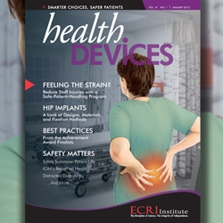 Health Devices Journal - January 2012